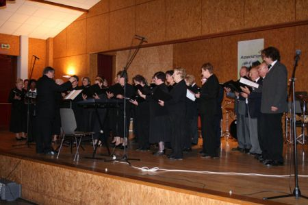 chorale oecumenique